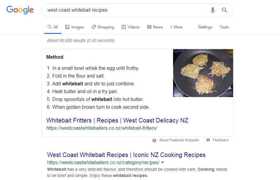 do i need seo featured snippet