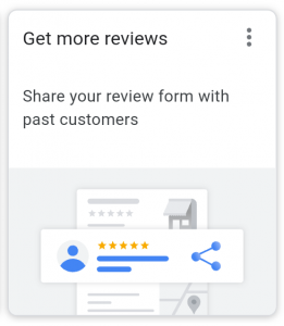 google reviews form mobile